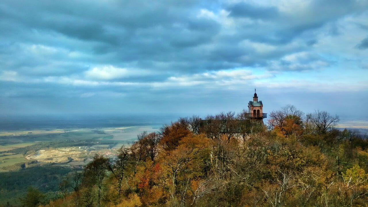 szczyt ślęży - okolice Wrocławia atrakcja