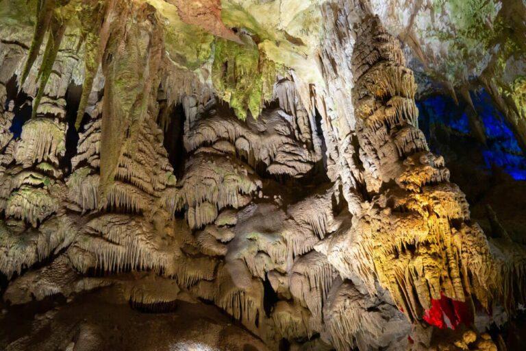 Jaskinia Prometeusza / Blog podróżniczy Bartekwpodrozy.pl - blog o podróżach