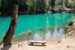 Błękitne Jeziorko w Rudawach Janowickich - blog podróżniczy Bartekwpodrozy.pl
