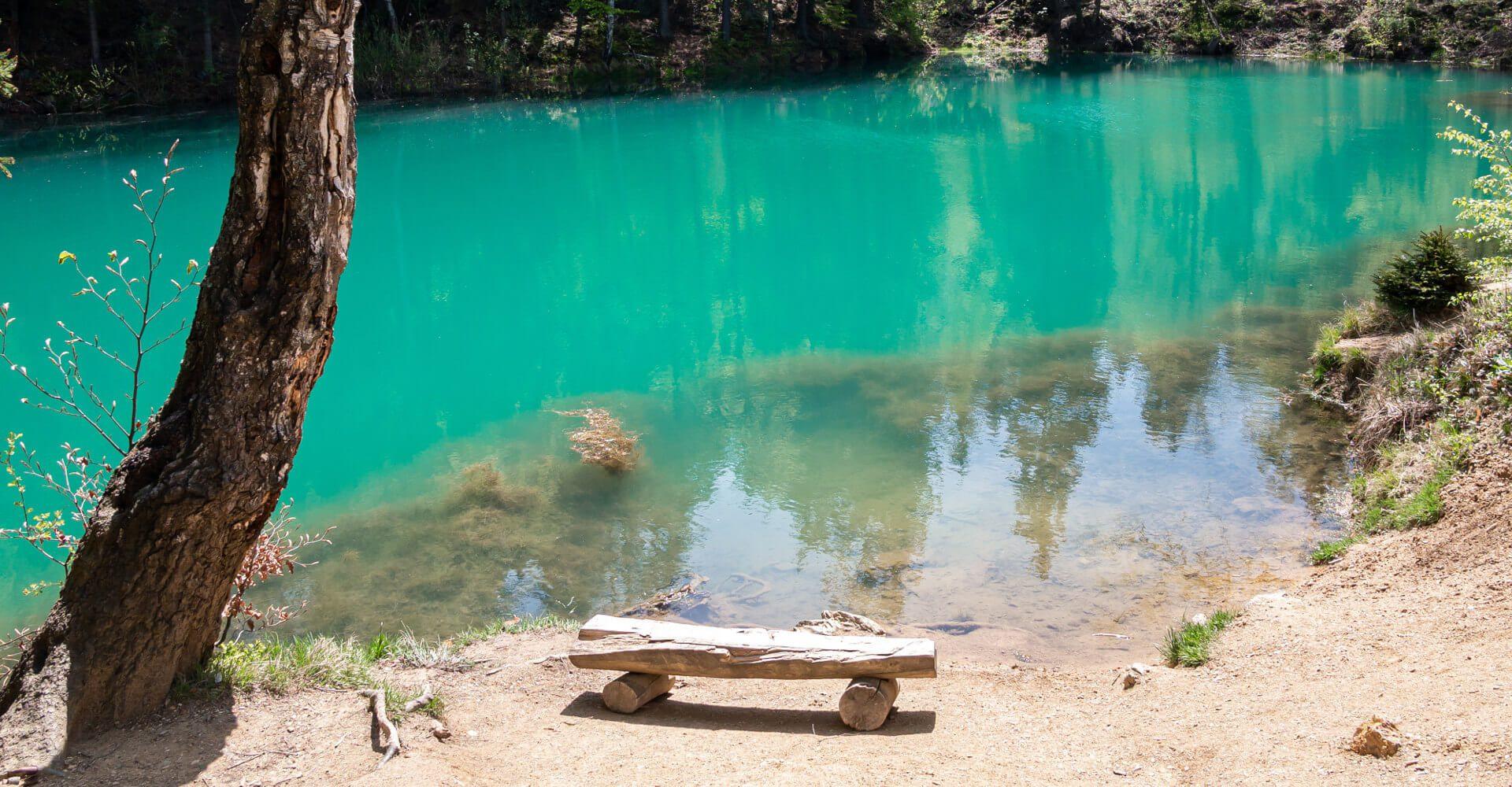Kolorowe Jeziorka w Rudawach Janowickich - nowy cud Polski na Dolnym Śląsku