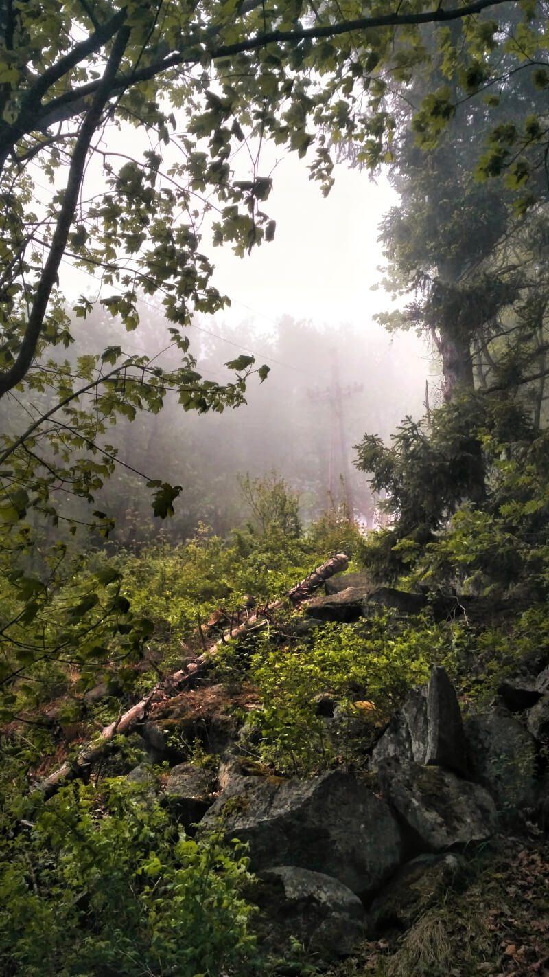 Droga na Ślężę - Dolny Śląsk