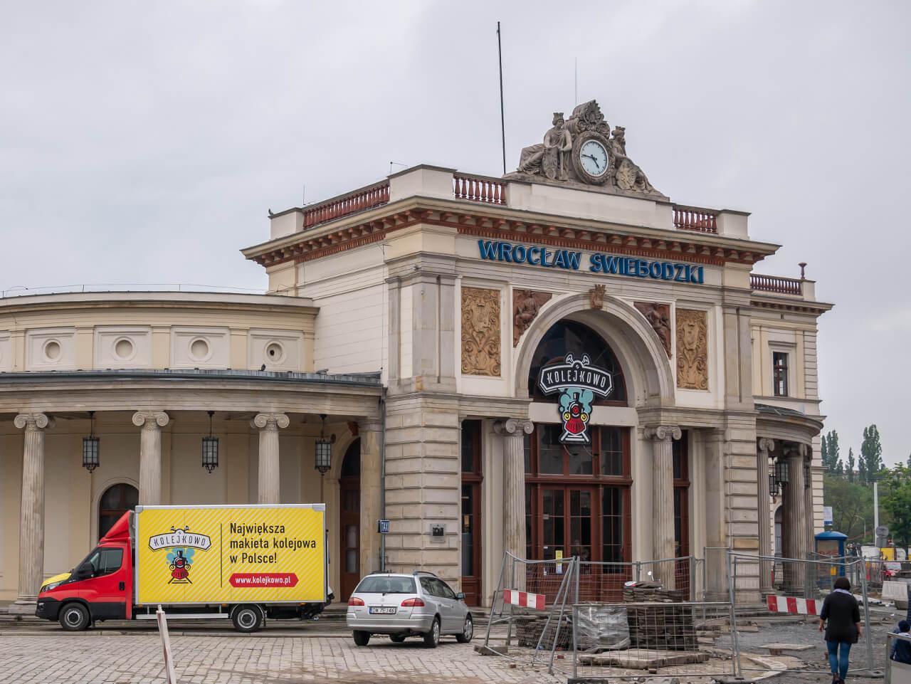 dworzec wrocław świebodzki