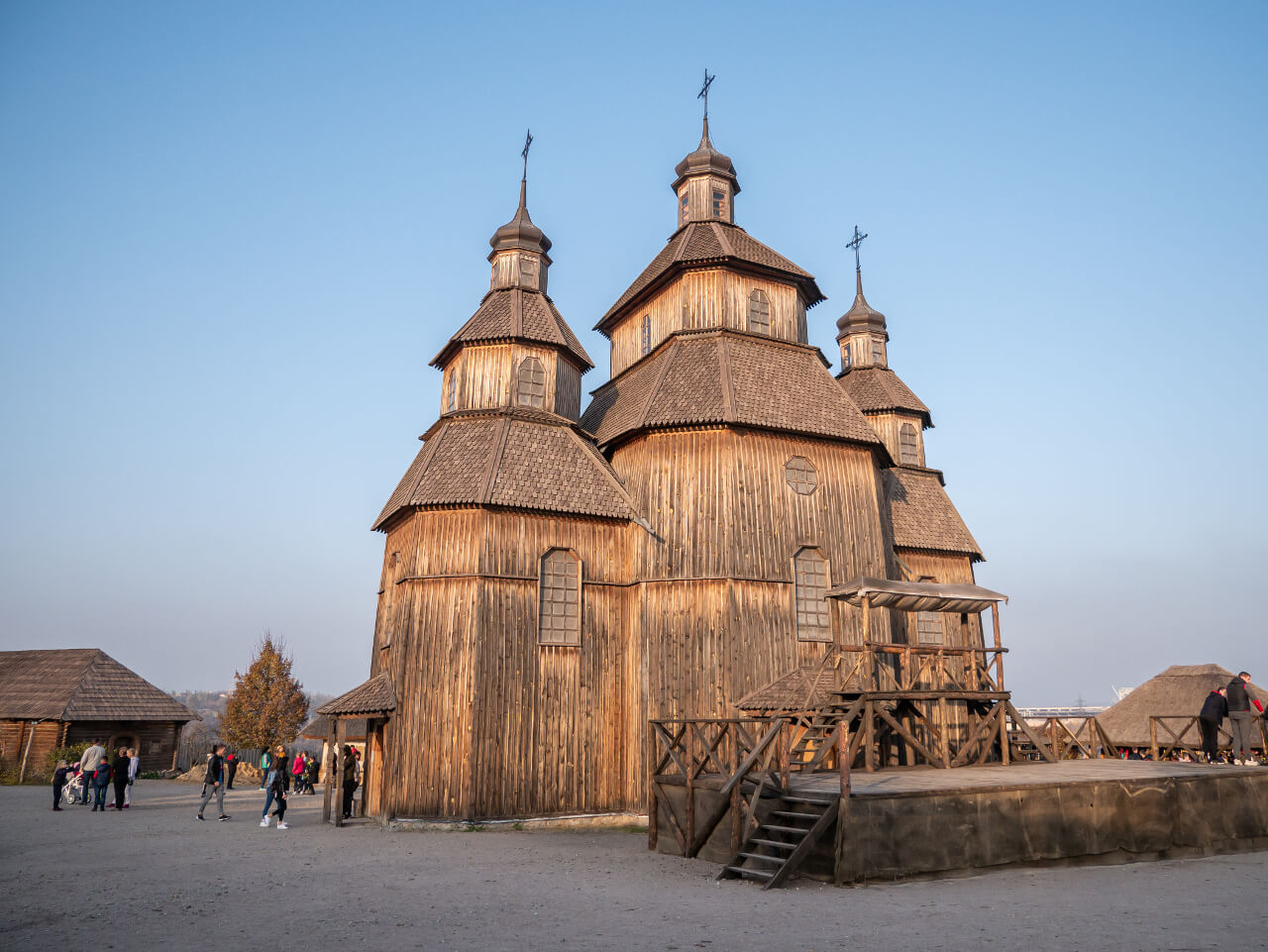 Świątynia Sicz Zaporoska Zaporoże