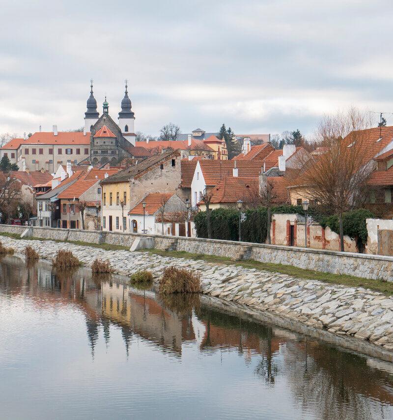Třebíč w Czechach – małe miasto wielkich zabytków z listy UNESCO