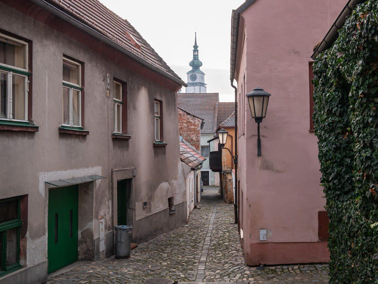 Dzielnica żydowska Trebic
