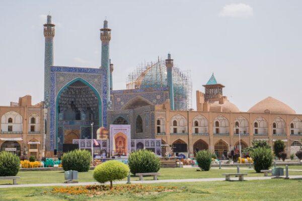 Iran Isfahan blog podróżniczy