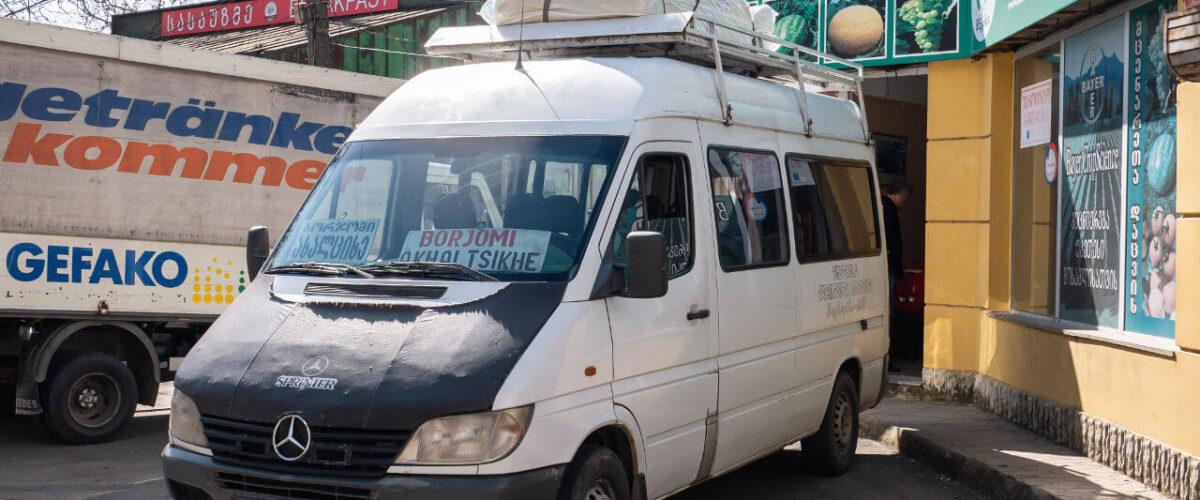 Jak tanio podróżować po Gruzji? Transport wewnątrz kraju
