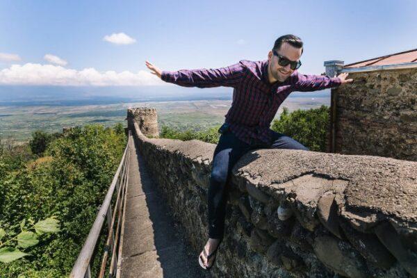 Wywiad Polakogruzin blog podróżniczy