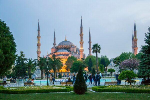 Hagia Sophia Stambuł blog podróżniczy