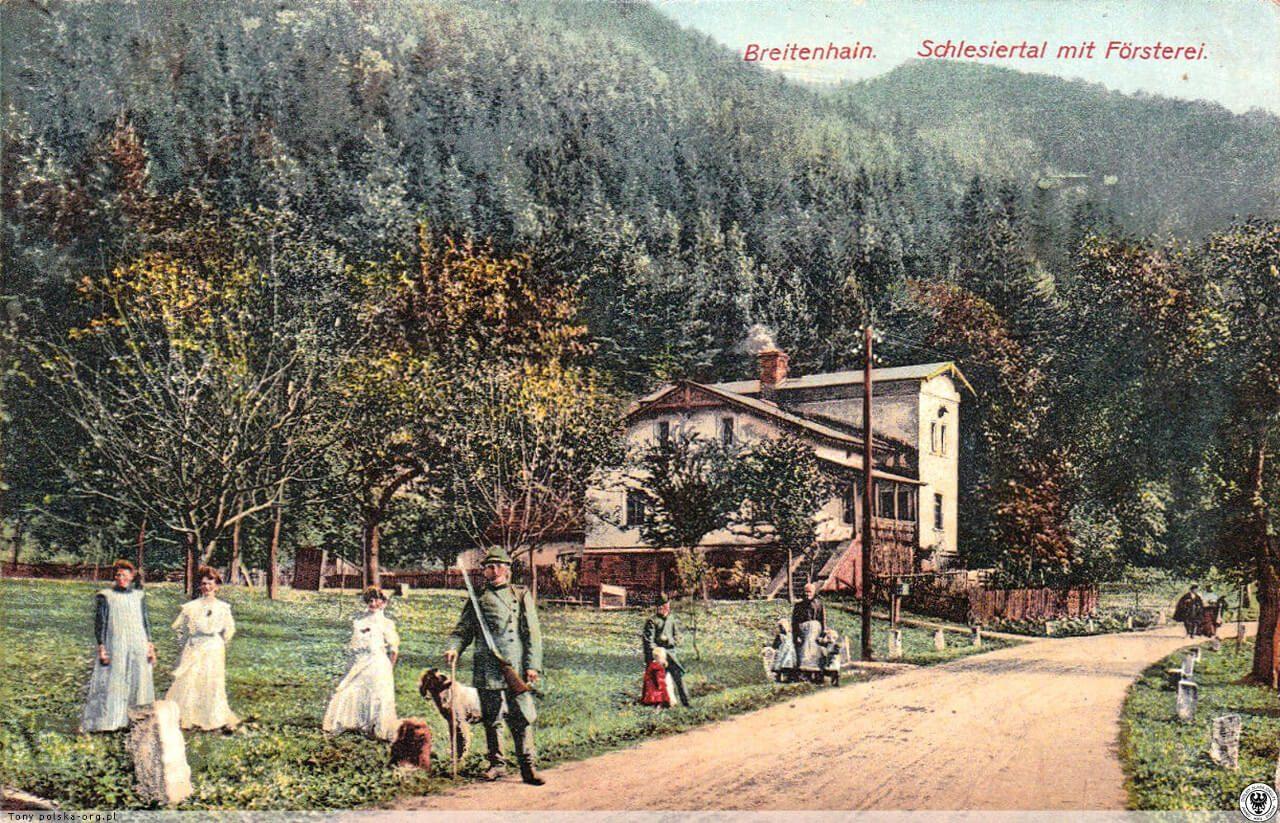 Dawna Śląska Dolina, Jezioro Bystrzyckie