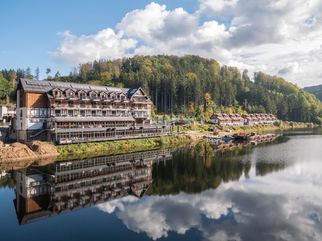 Hotel Maria Antonina Jezioro Bystrzyckie