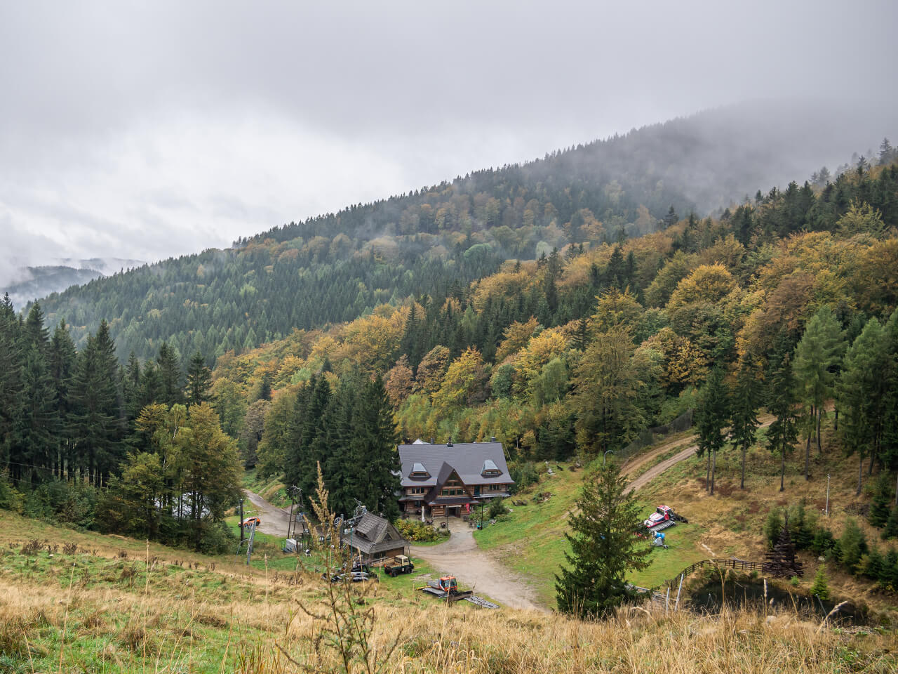Bukowa Chata Góry Sowie