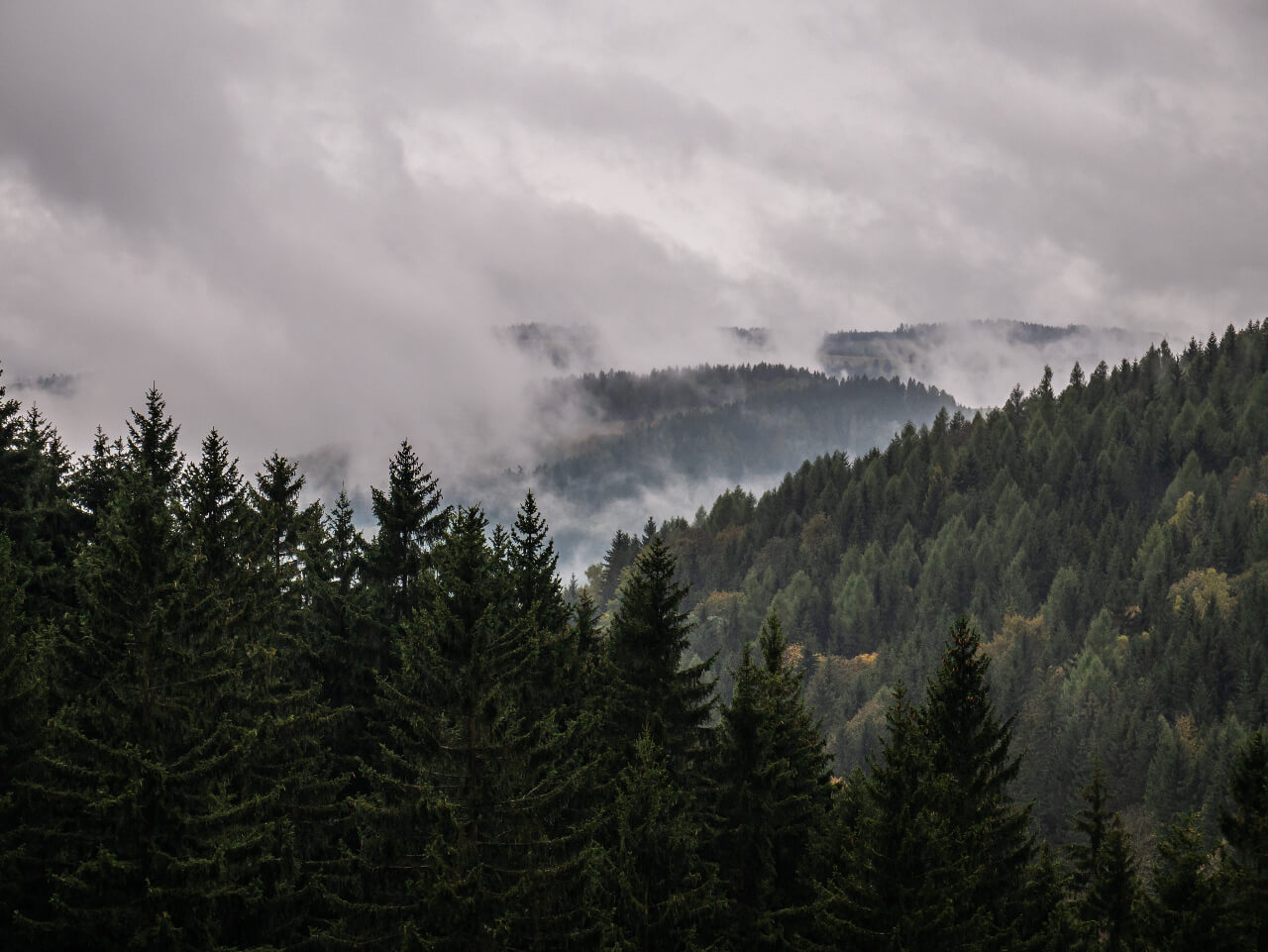 Góry Sowie widok blog podróżniczy zwiedzanie