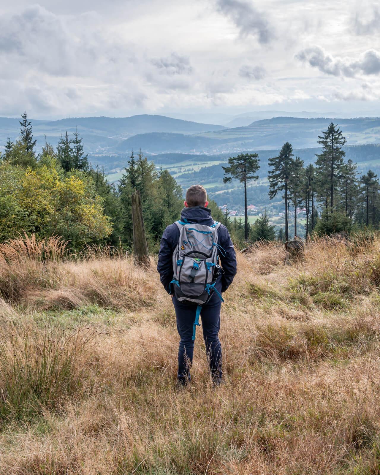 Góry Sowie Bartek Dziwak blog podróżniczy