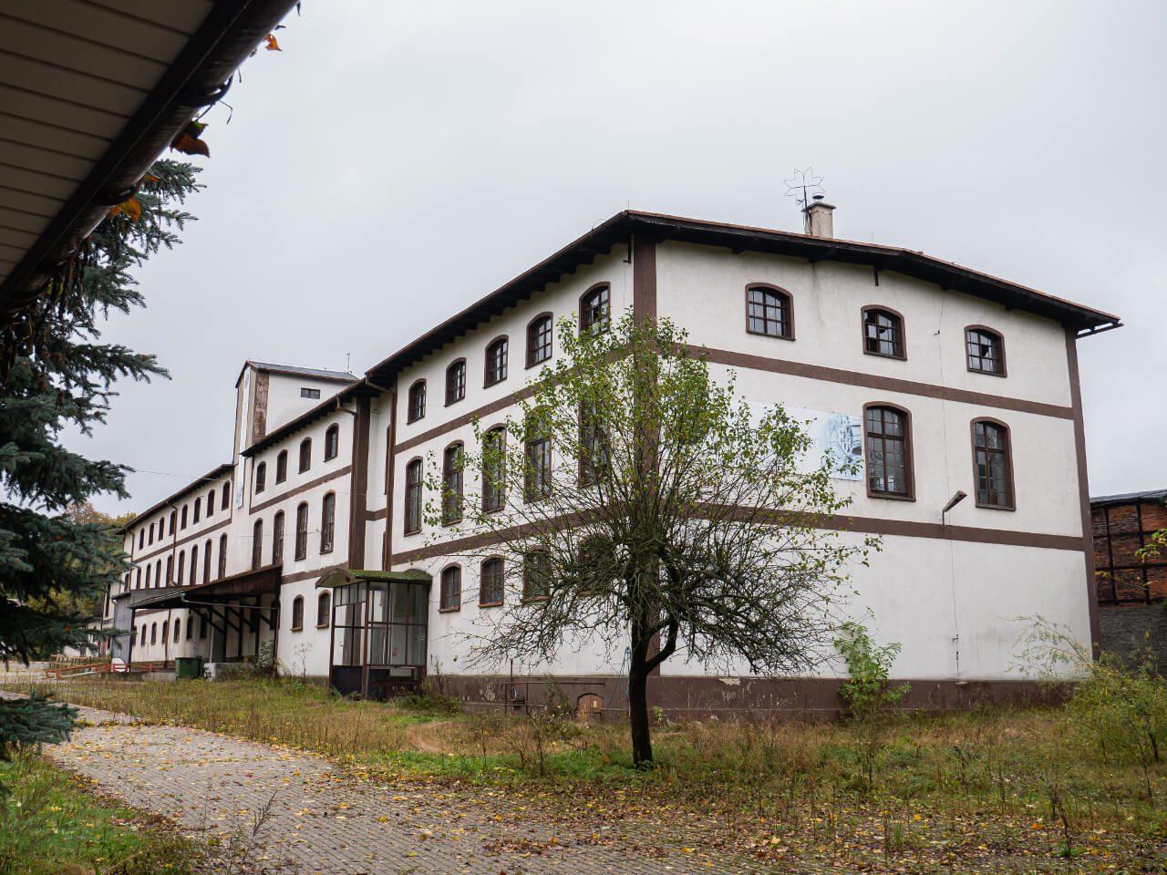 Szpital obozowy Kolce Góry Sowie kompleks Riese