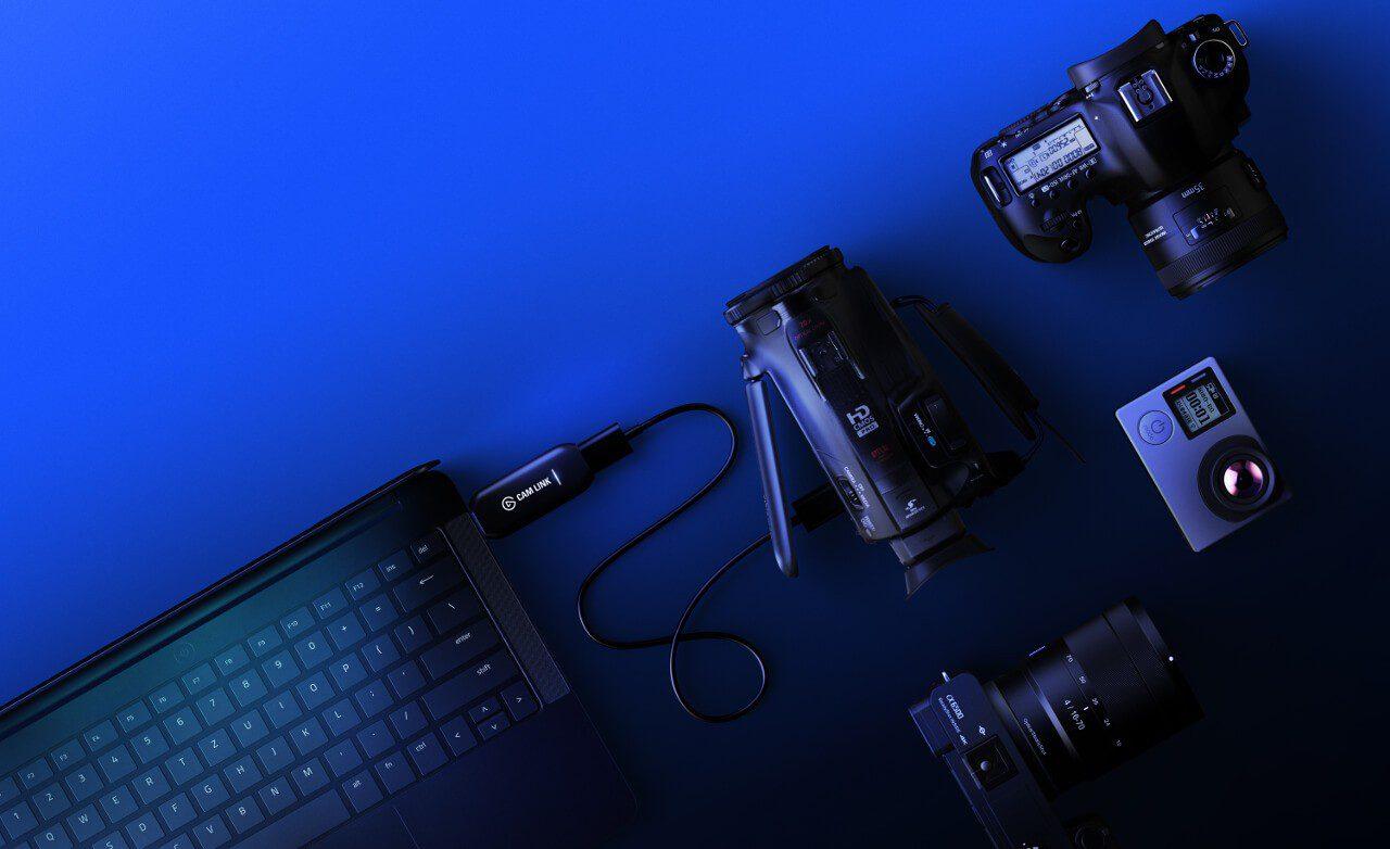 Cam Link 4K sprzęt w podróży blog podróżniczy