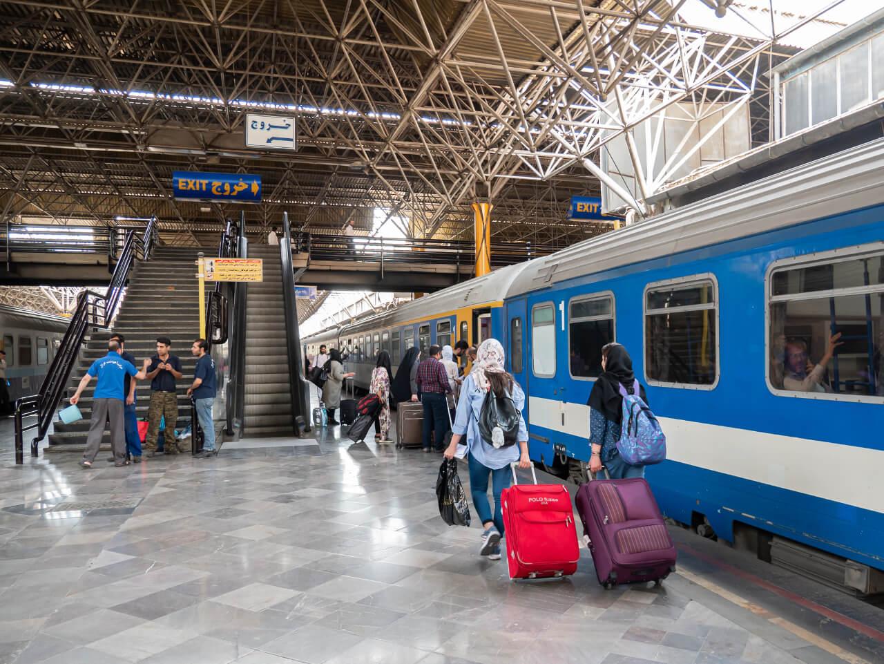 Tanie podróżowanie transport publiczny blog podróżniczy