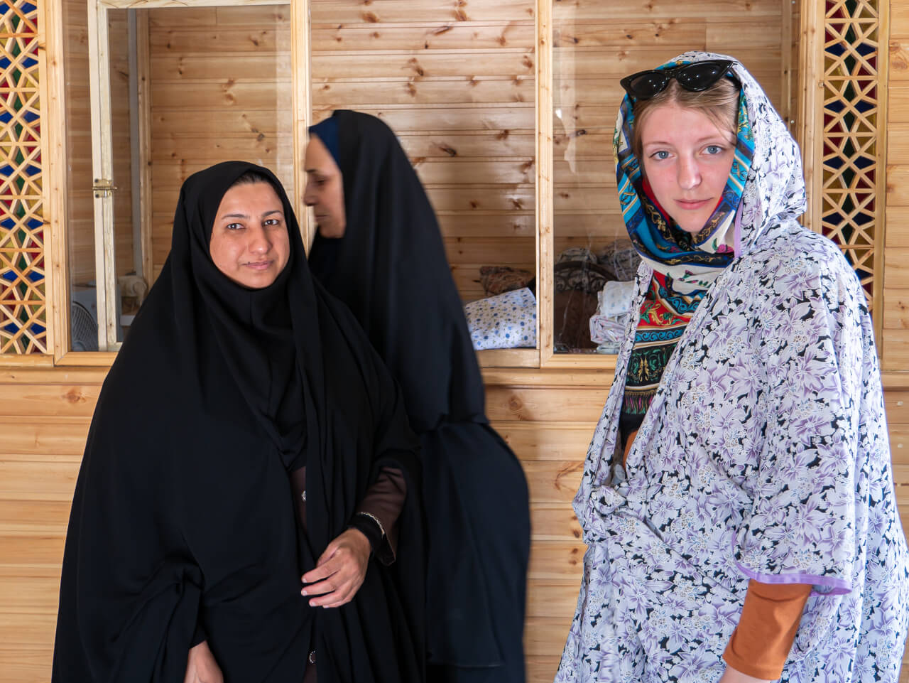 Iran kobiety blog podróżniczy nauka języków obcych