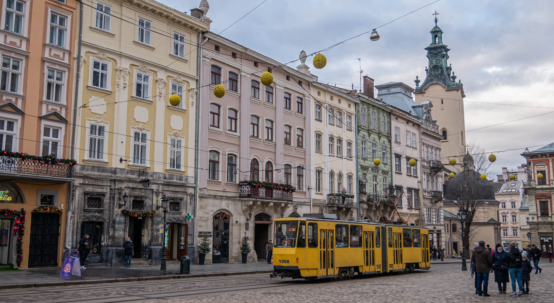 Lwów - skarb Ukrainy z listy UNESCO. Moja lista 7 miejsc, które warto zobaczyć