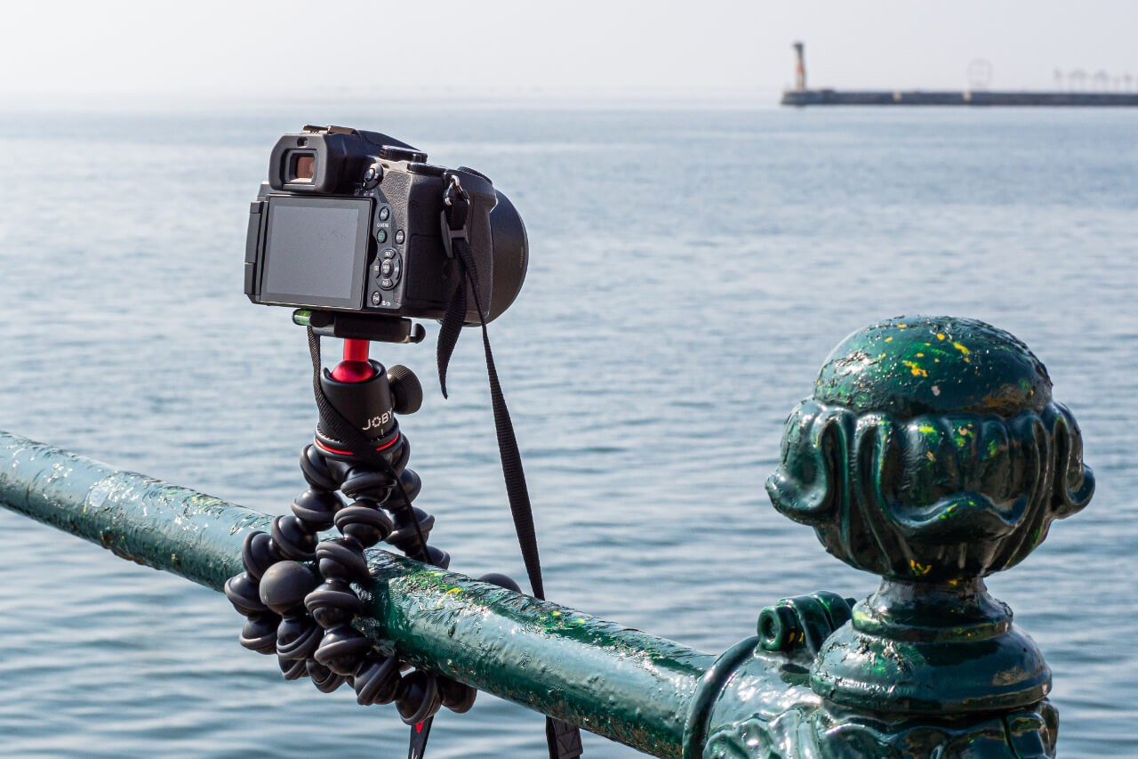 Joby Gorillapad 3K sprzęt w podróży