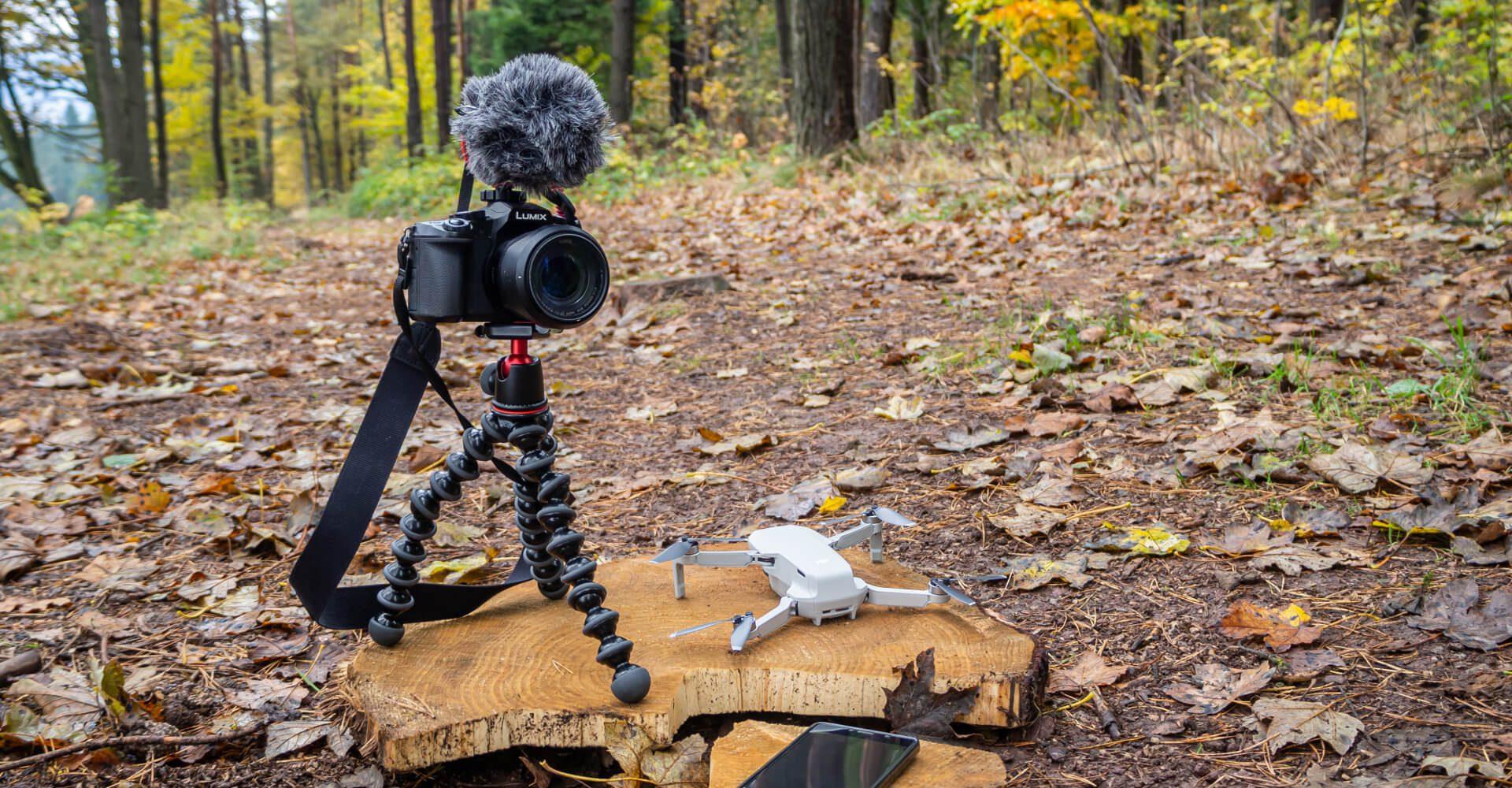 Sprzęt fotograficzny i elektronika w podróży. Co zabieram ze sobą?