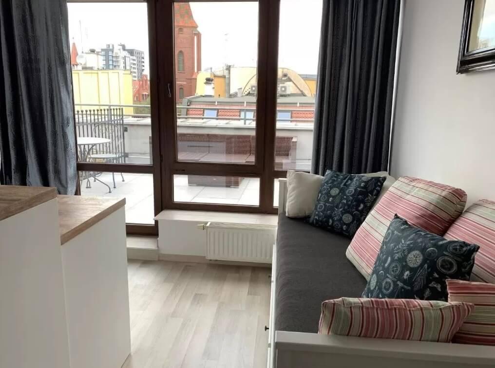 Vultor Apartments Wrocław gdzie spać noclegi