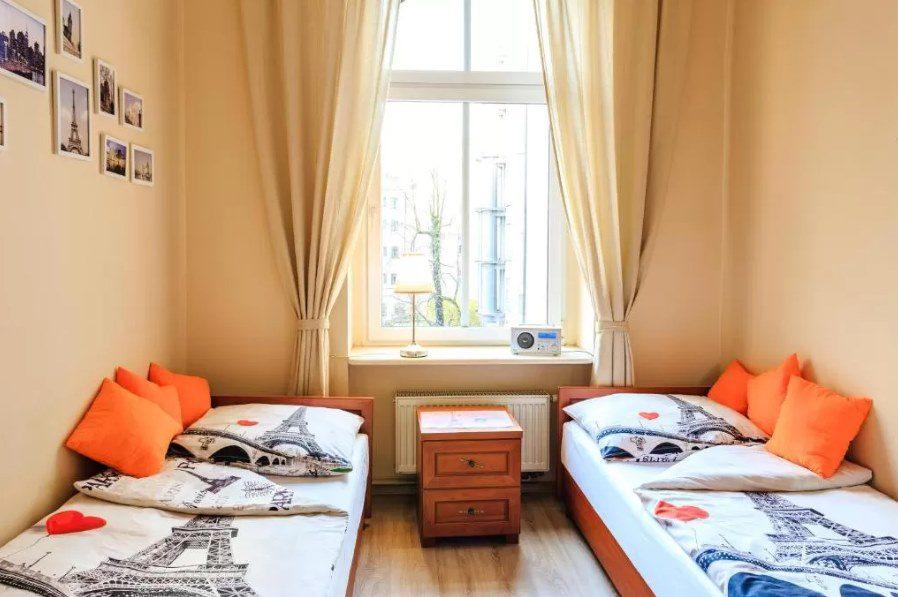 Babel Hostel noclegi gdzie spać Wrocław