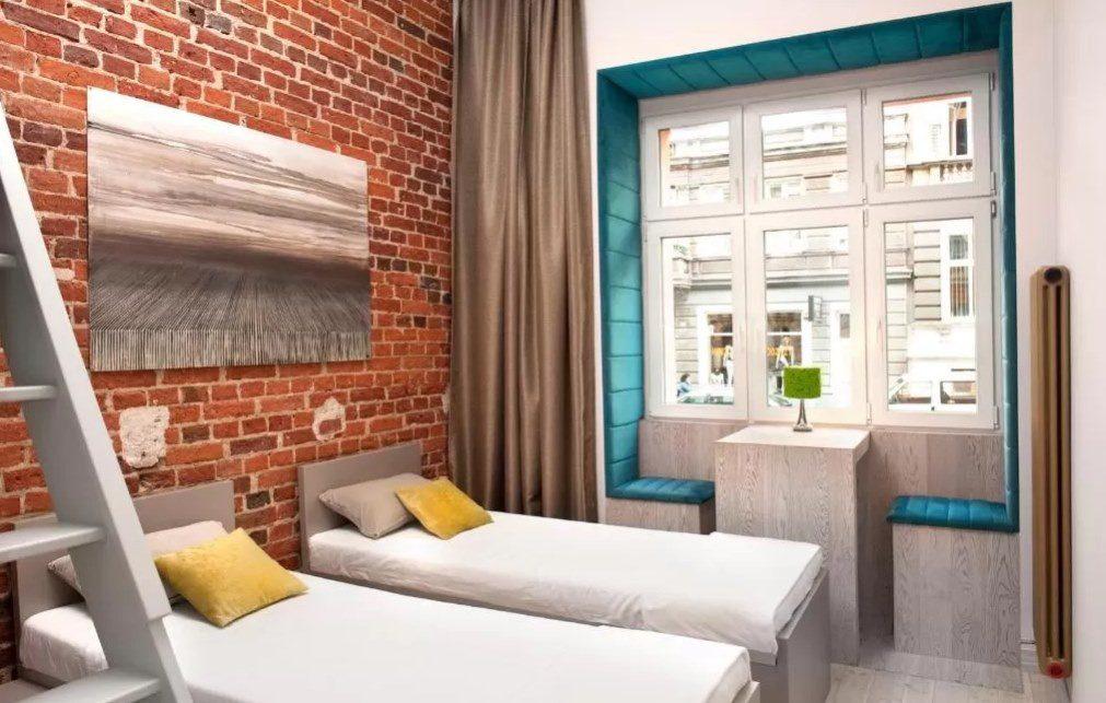 MoHo M Hostel gdzie spać Wrocław noclegi