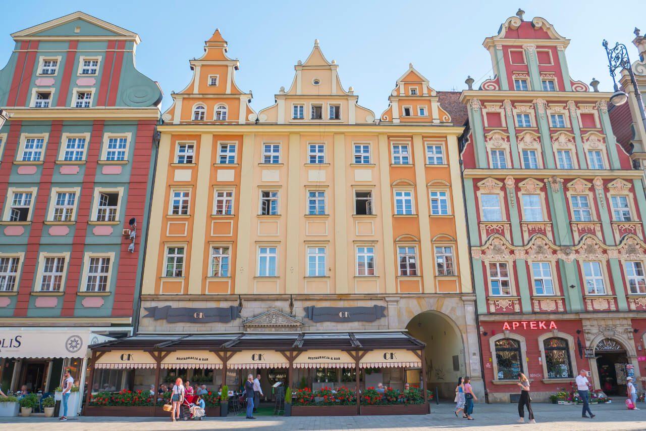 Wrocław gdzie spać noclegi blog podróżniczy