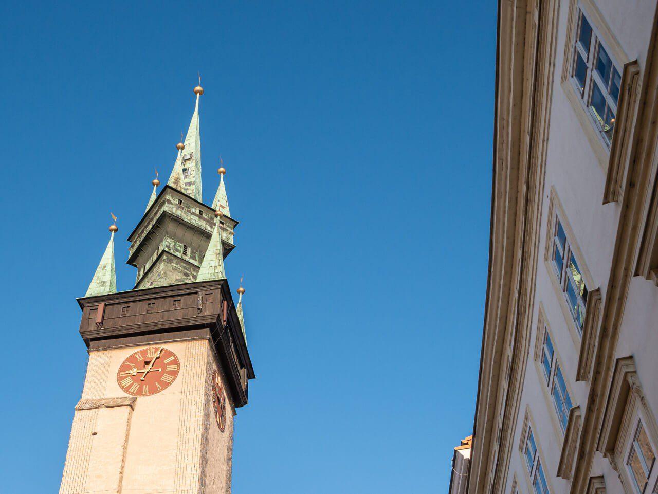 Wieża Ratuszowa Znojmo co warto zobaczyć
