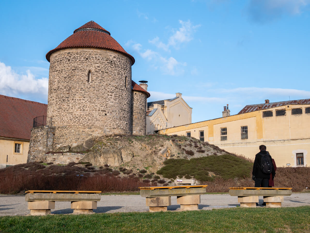 Rotunda św. Katarzyny Znojmo atrakcje co warto zobaczyć
