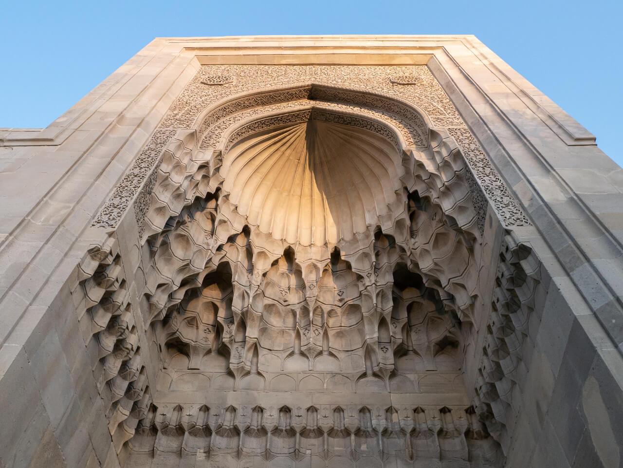 Pałac szachów Szyrwanu Baku