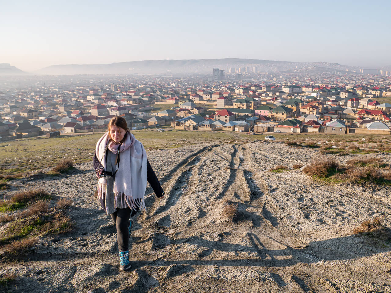 Wulkan błotny Baku