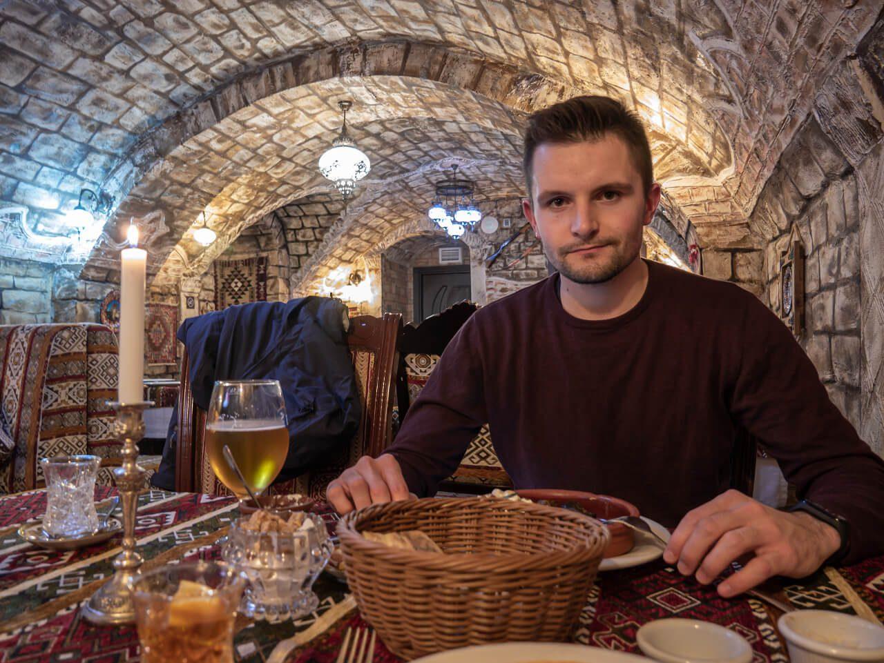 Restauracja Dolma Baku