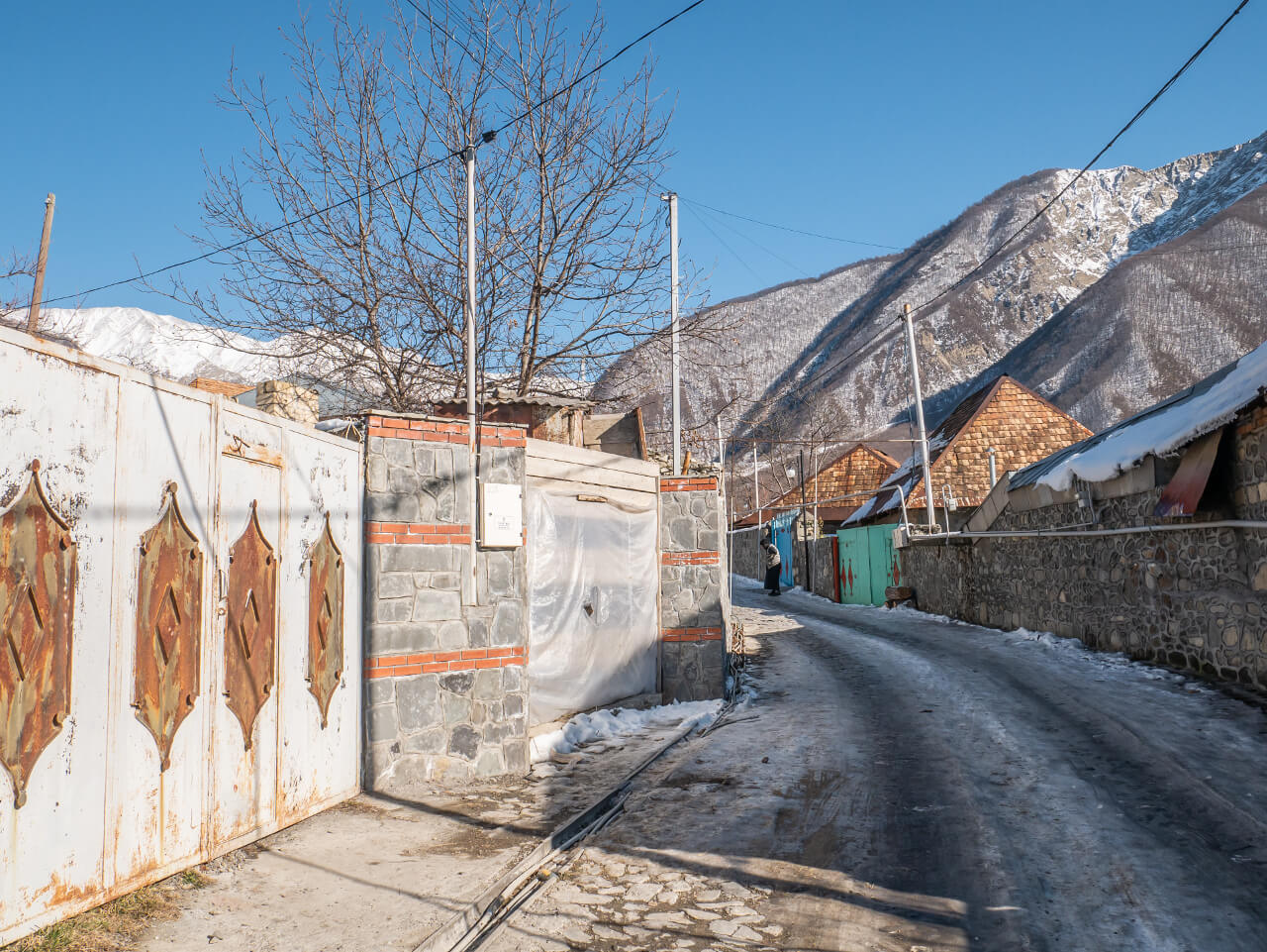 Kish ulica Azerbejdżan co warto zobaczyć