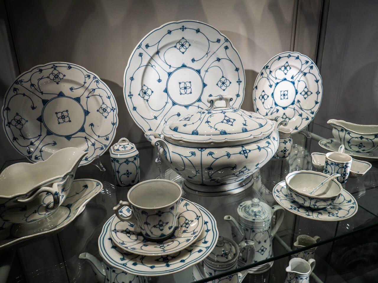 Muzeum Porcelany Wałbrzych blog podróżniczy