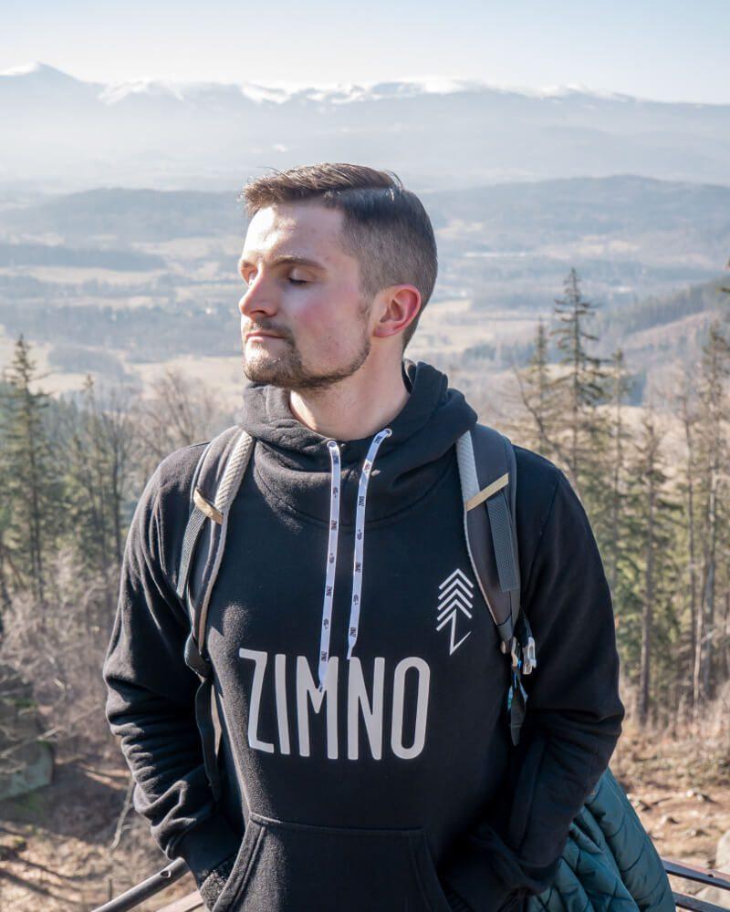 Sokolik szczyt trasa Rudawy Janowickie blog podróżniczy