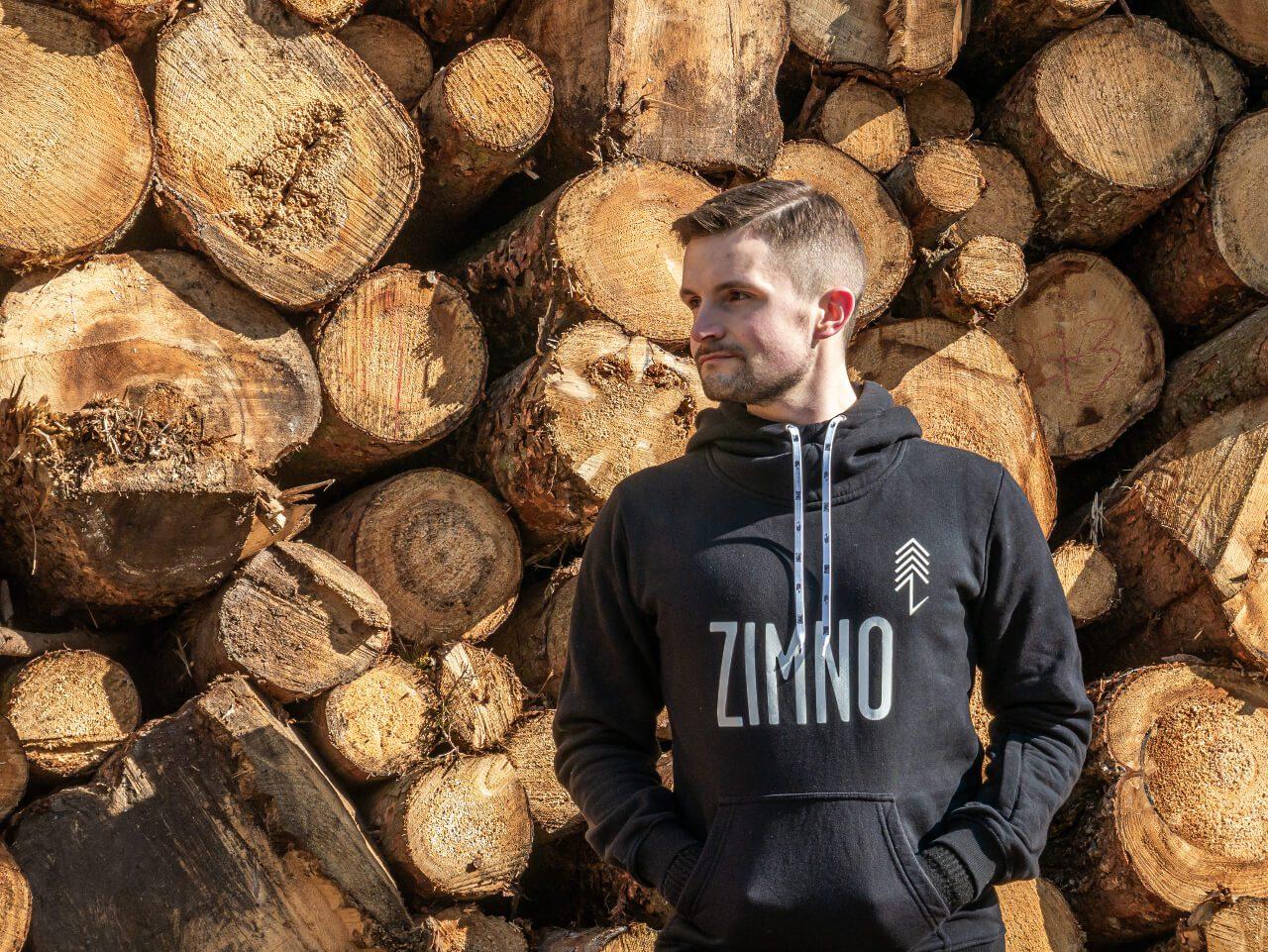 Rudawy Janowickie góry Dolny Śląsk drewno