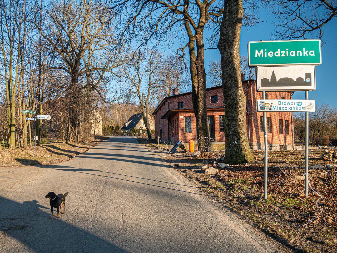 Miedzianka opuszczone miasto Dolny Śląsk