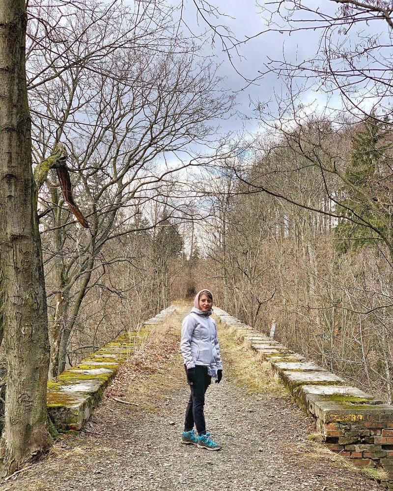 wiadukty kolej sowiogórska srebrna góra