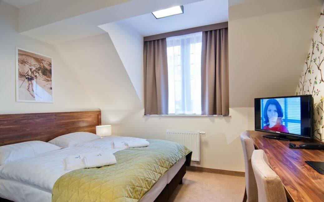Szklarska Poręba gdzie spać noclegi Hotel Dobry Klimat