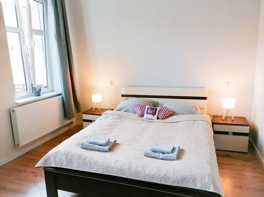 Olsztyn gdzie spać noclegi Rest4All