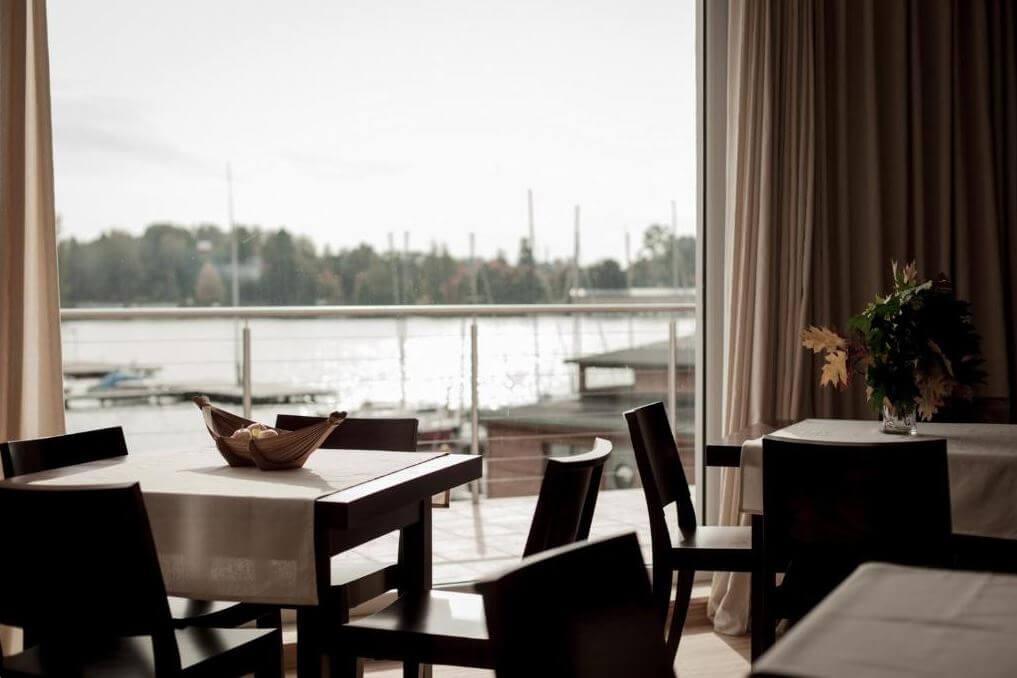 Olsztyn gdzie spać noclegi Hotel Przystań WARMIA