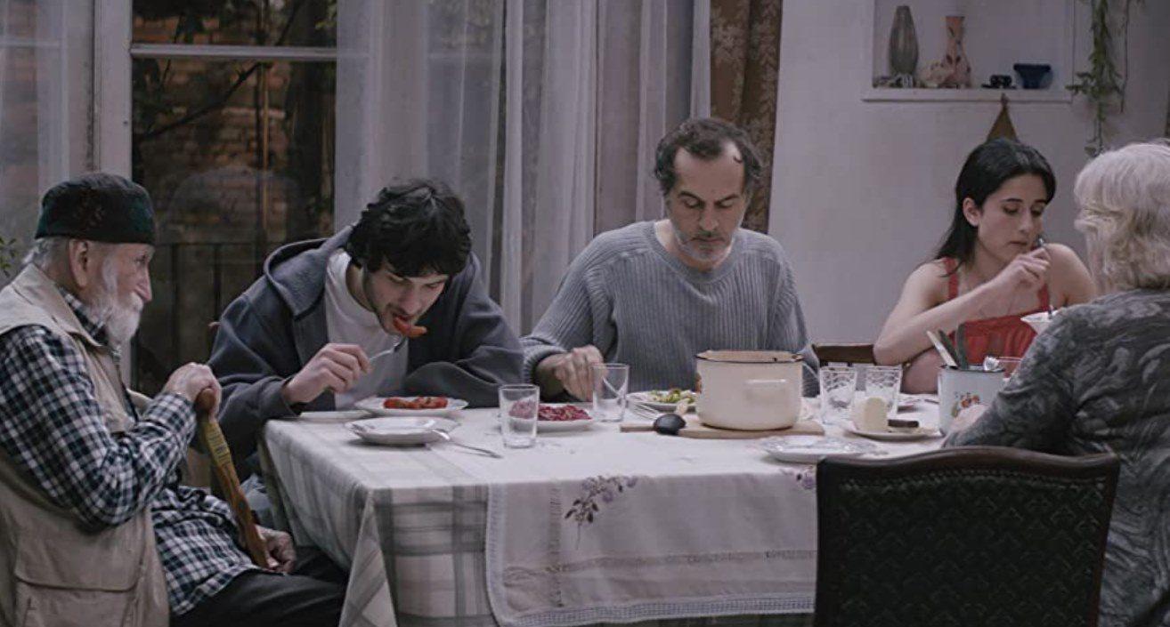 Moja szczęśliwa rodzina film o Gruzji