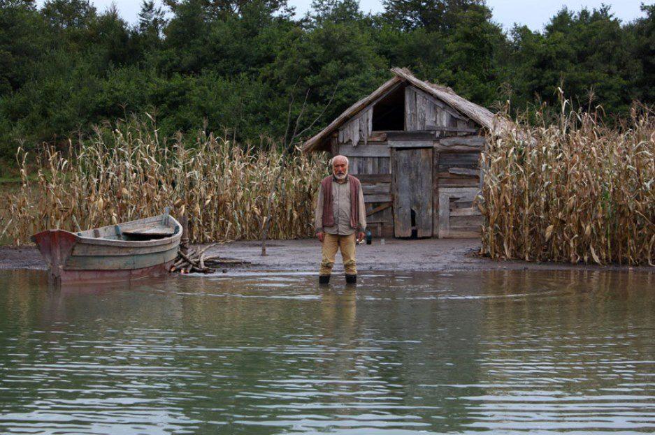 Wyspa kukurydzy film o Gruzji