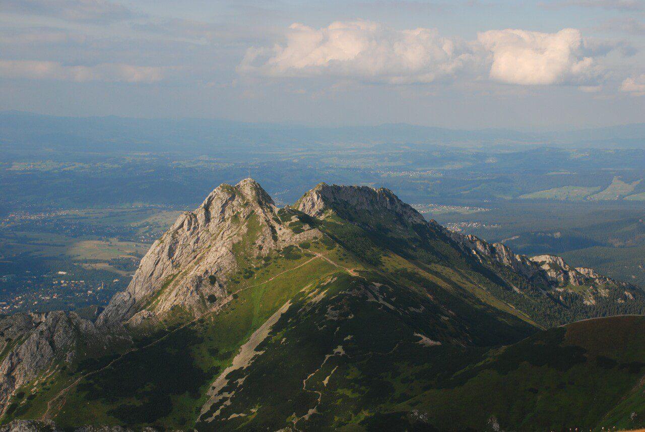 Giewont góry na weekend gdzie pojechać