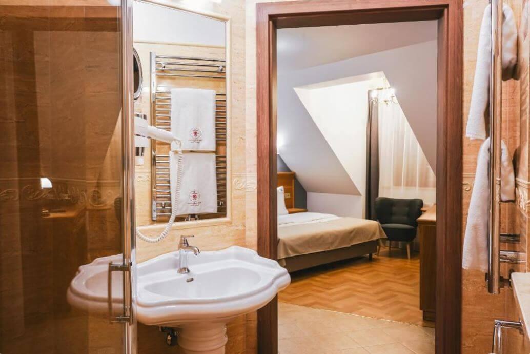 Bielsko-Biała gdzie spać noclegi Aparthotel Ventus Rosa