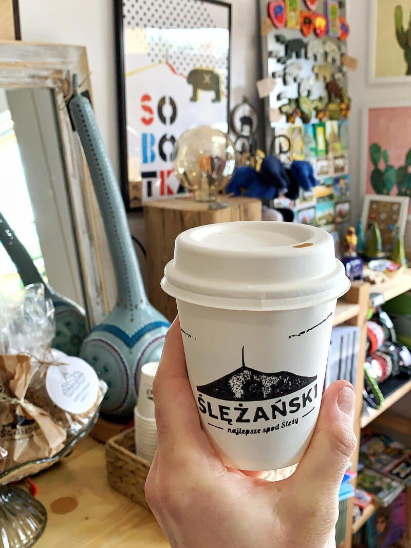 Sklep Ślężański sobótka kawa