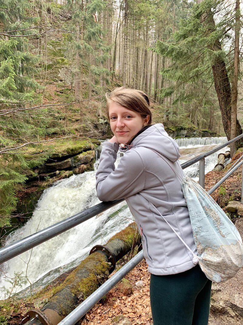 Wodospad Szklarki Karkonosze co warto zobaczyć