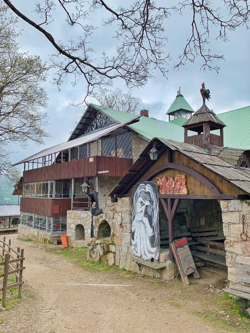 Stara Chata Walońska Szklarska Poręba